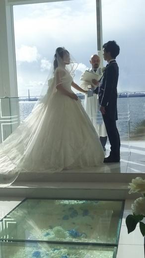 弊社代表 川淵 結婚