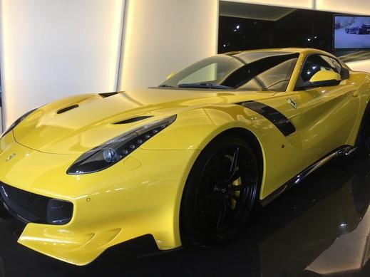 本日は、Ferrari